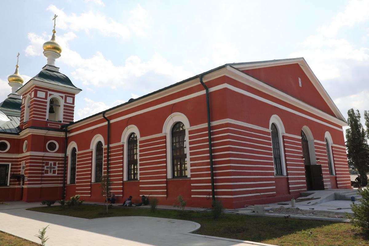 Нижегородский «Манеж» открыл свои двери для посетителей после реконструкции