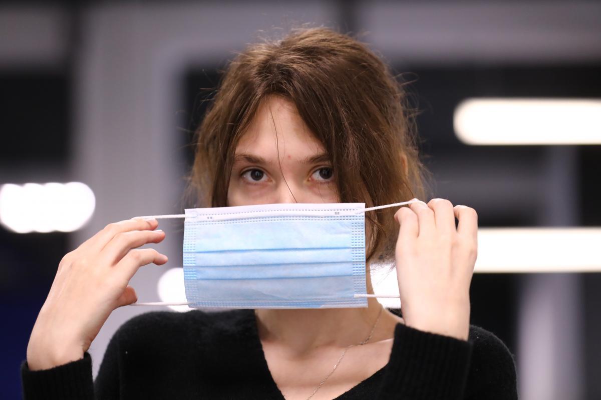 400 тысяч медицинских масок в сутки производят в Нижегородской области