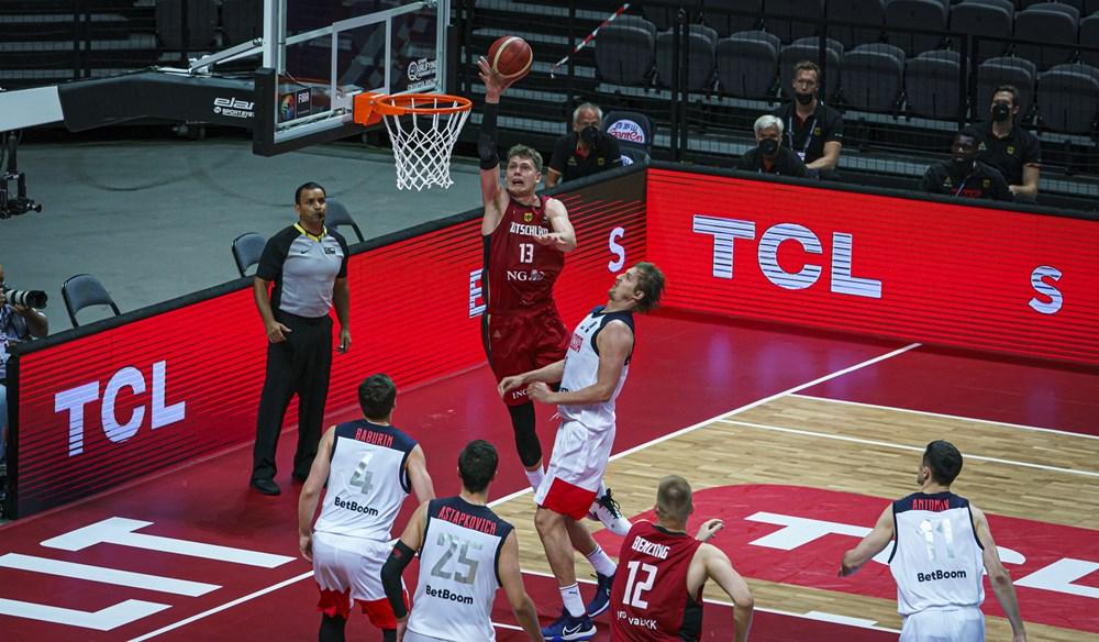 Мужская сборная России по баскетболу не смогла пробиться на Олимпийские игры в Токио