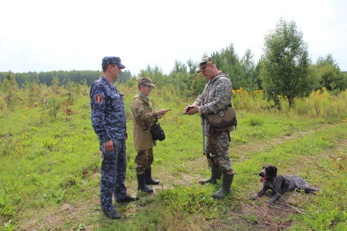 Сезон охоты напушных животных открывается с15сентября вНижегородской области