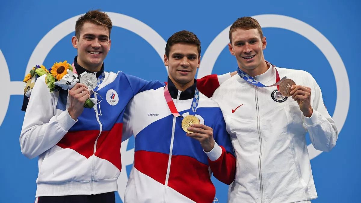 Олимпиада-2020: прорыв в плавании и блистательные гимнастки