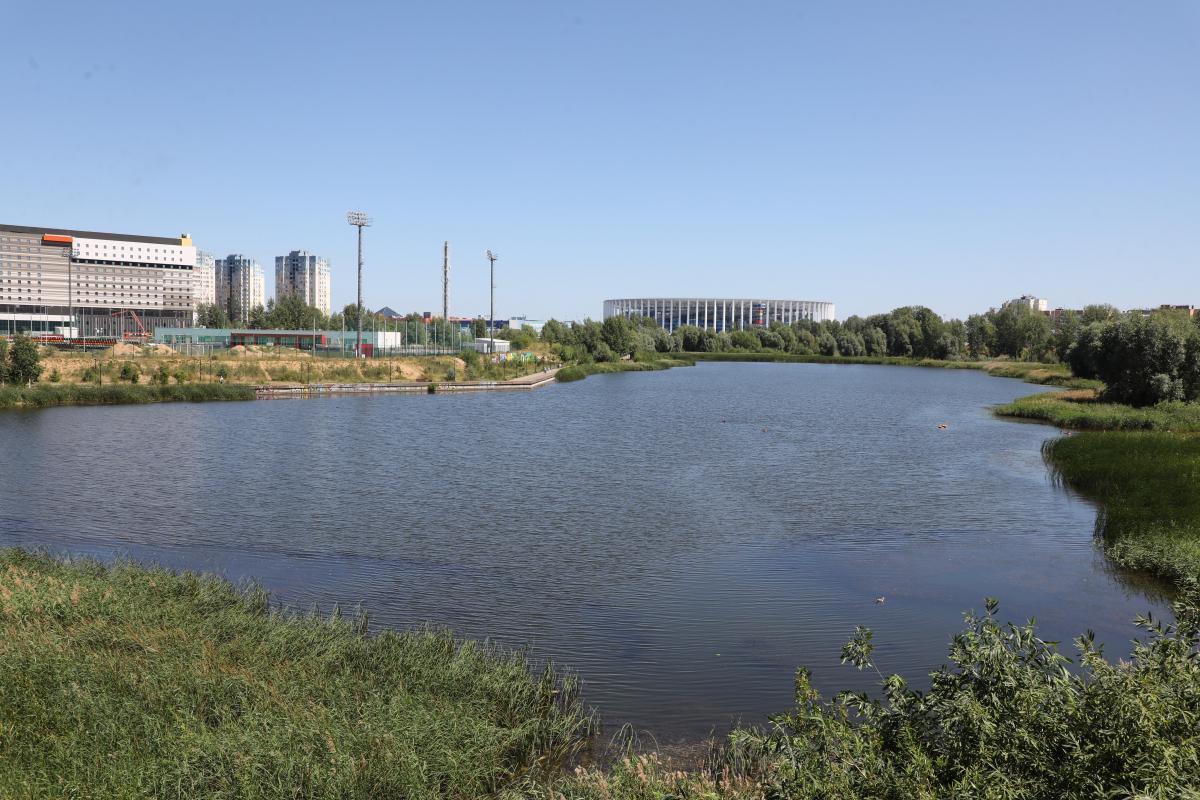 В Нижнем Новгороде в Мещерском озере утонул мужчина