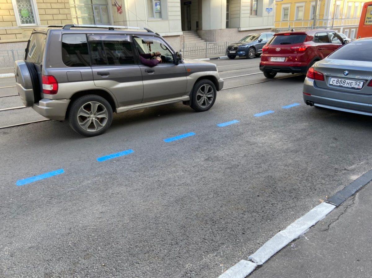Платные парковки на трёх улицах в Нижнем Новгороде запустят с августа