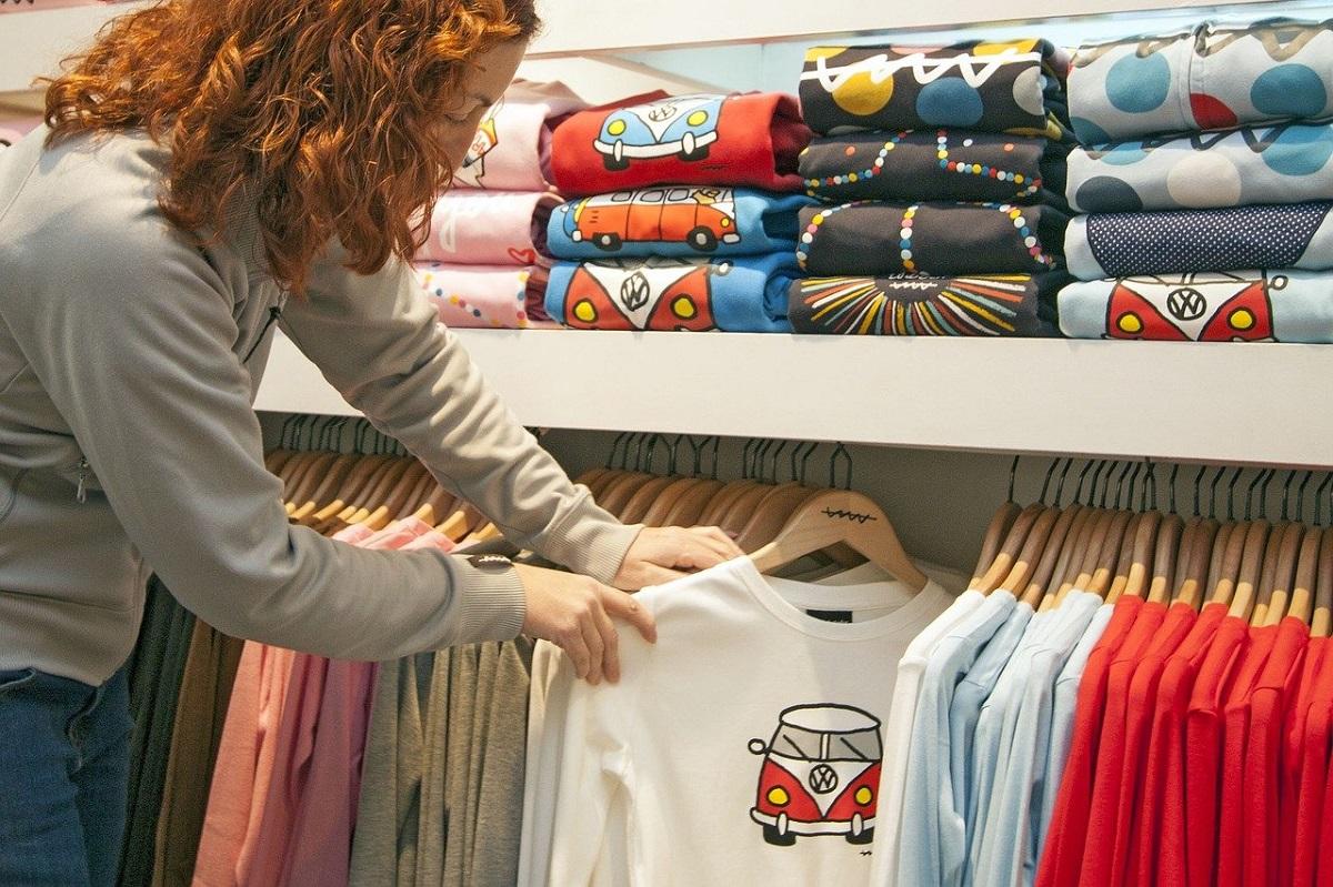 Печать на женских и детских футболках
