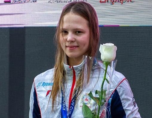 Юная нижегородка завоевала медали всех достоинств на чемпионате Европы по плаванию