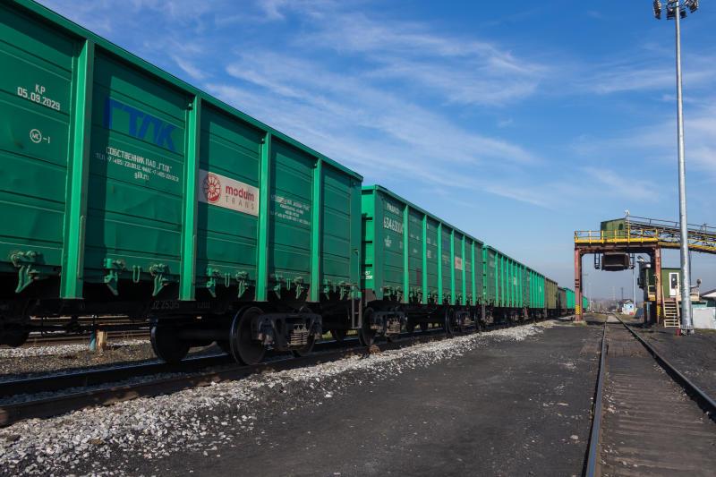 Погрузка на железной дороге в Нижегородской области выросла на 8,5%, до 6,5 млн тонн в январе-июне