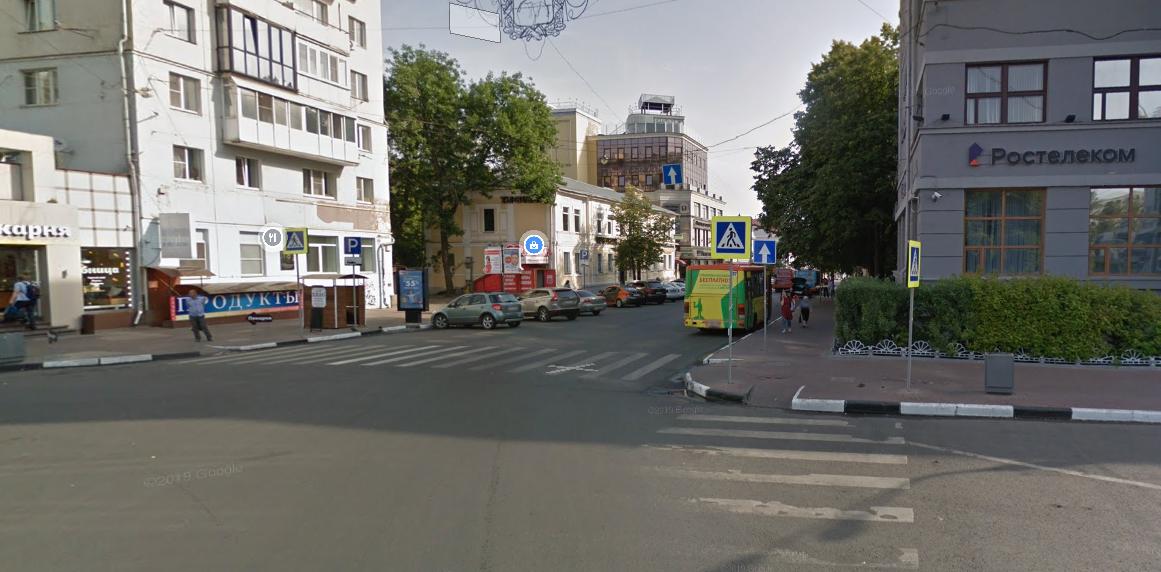 Правила парковки на улице Большая Покровская изменились