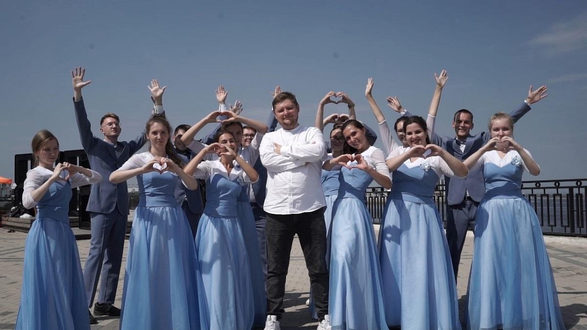 Премьера клипа: известные нижегородцы записали видеопоздравление к 800-летию города