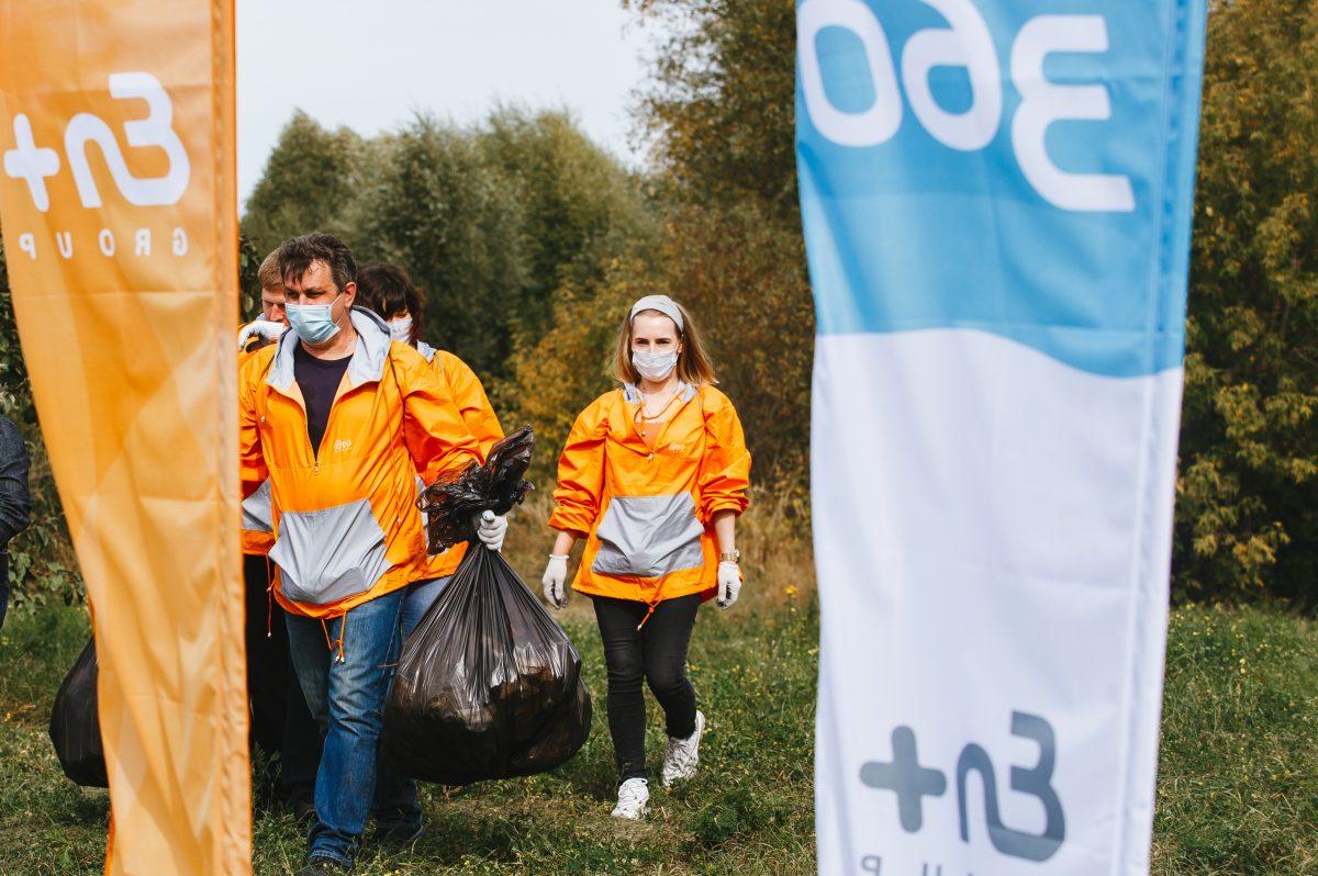 Нижегородцы смогут принять участие в волонтерском экологическом проекте «360», который проводит En+ Group
