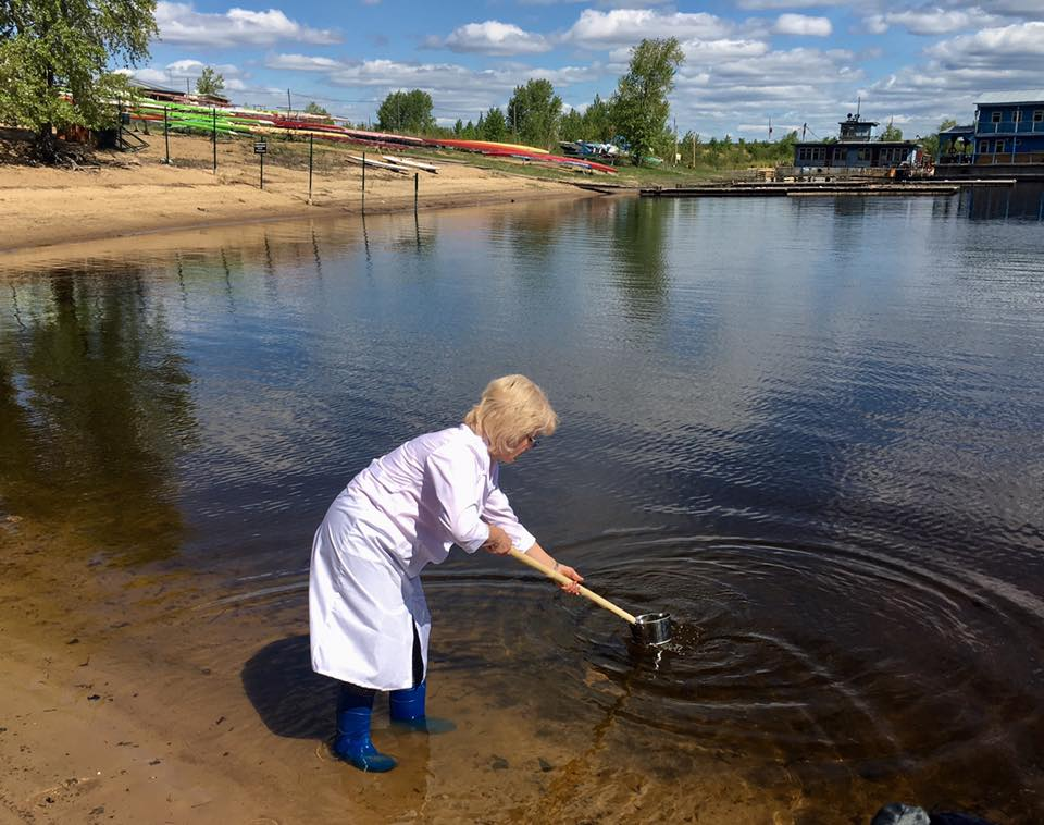 В десяти нижегородских озерах выявили превышения по микробиологическим показателям