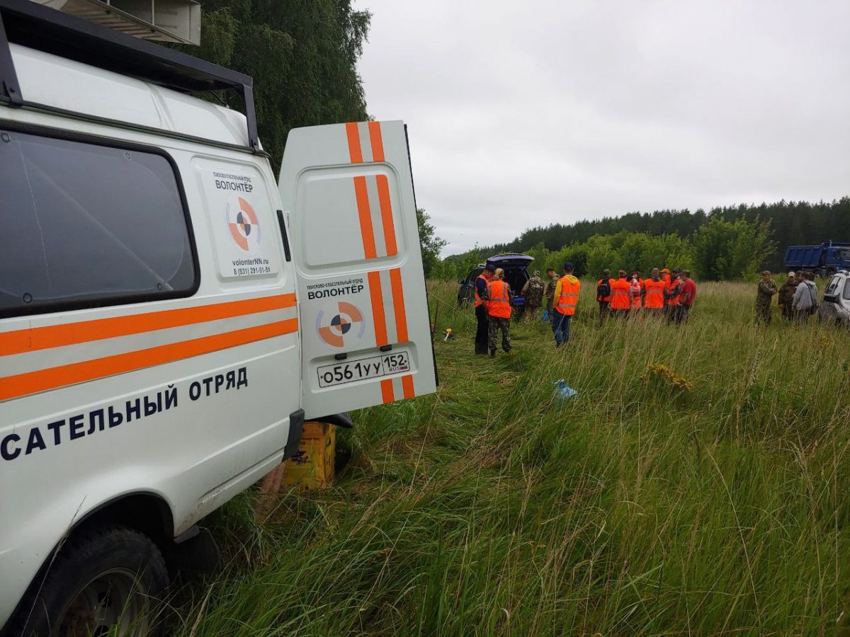 Волонтеры рассказали, как прошли поиски детей, пропавших несколько лет назад