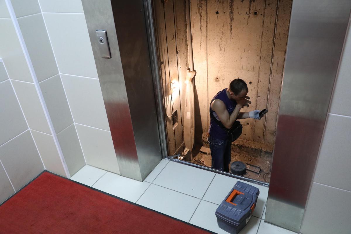 212 новых лифтов будет установлено вНижегородской области доконца года