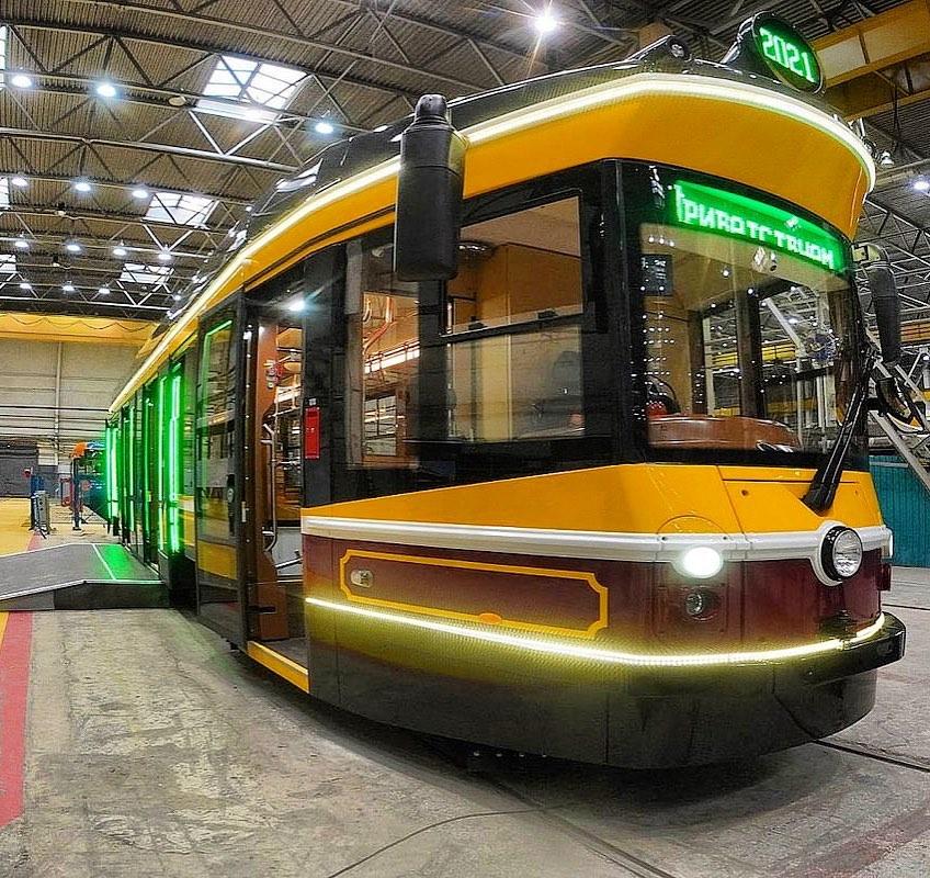 Ретро-трамвай выйдет в первый рейс по Нижнему Новгороду 25 июля