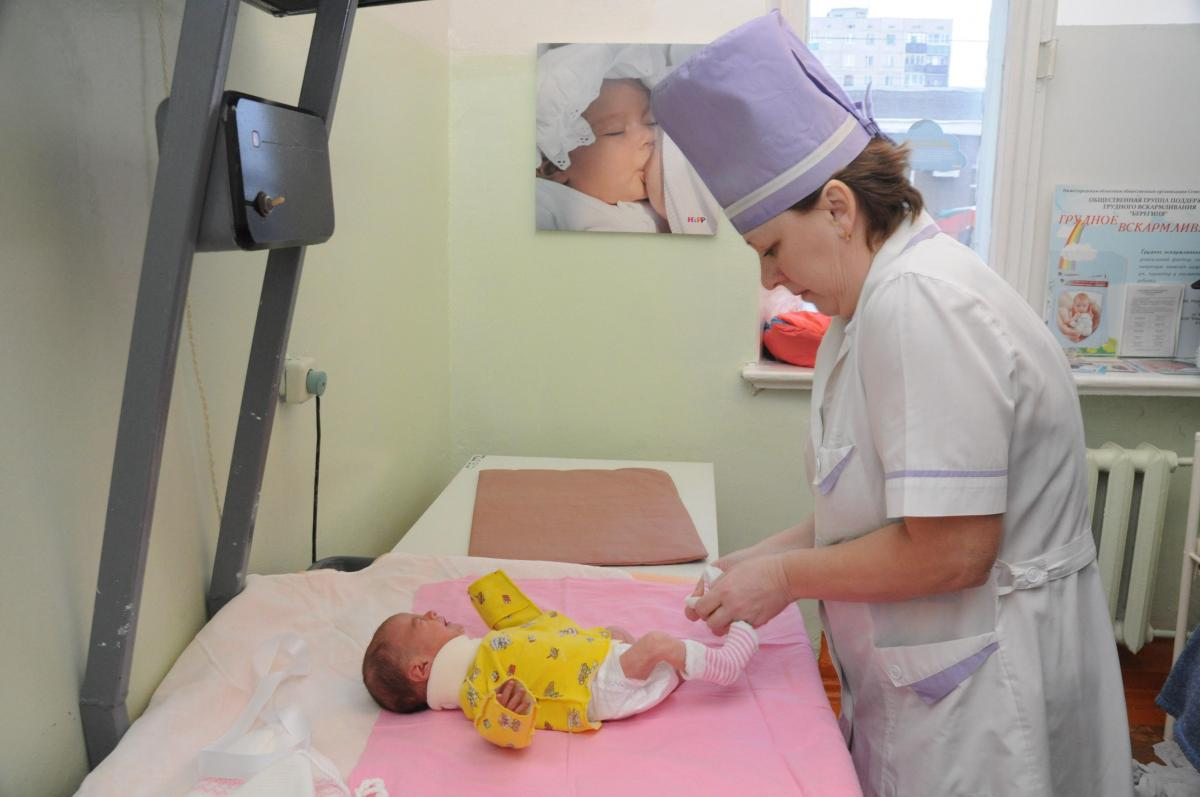 13-летняя девочка стала мамой в Нижегородской области