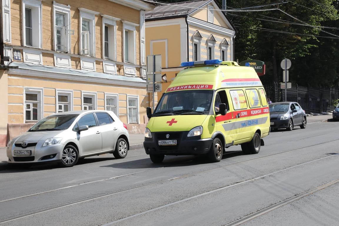 Получившую травму в парке «Швейцария» нижегородку доставили в больницу №35