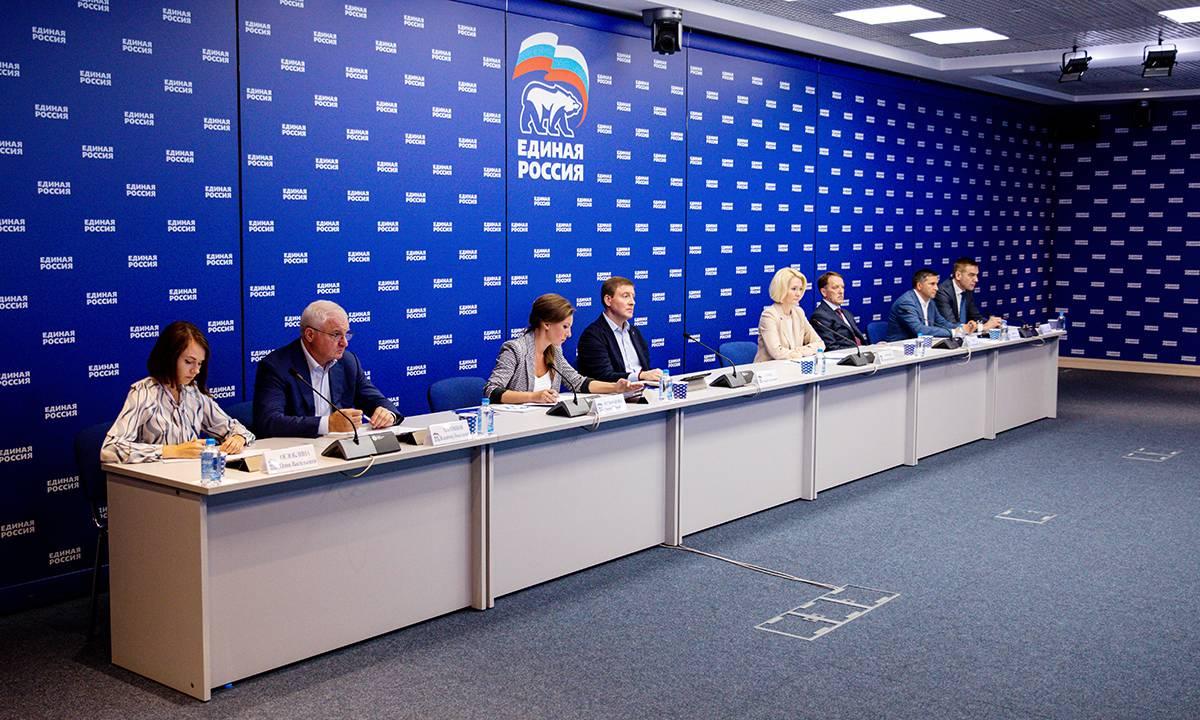 Парламентарии «Единой России» представили конкретные решения по стабилизации  цен на сезонные продукты