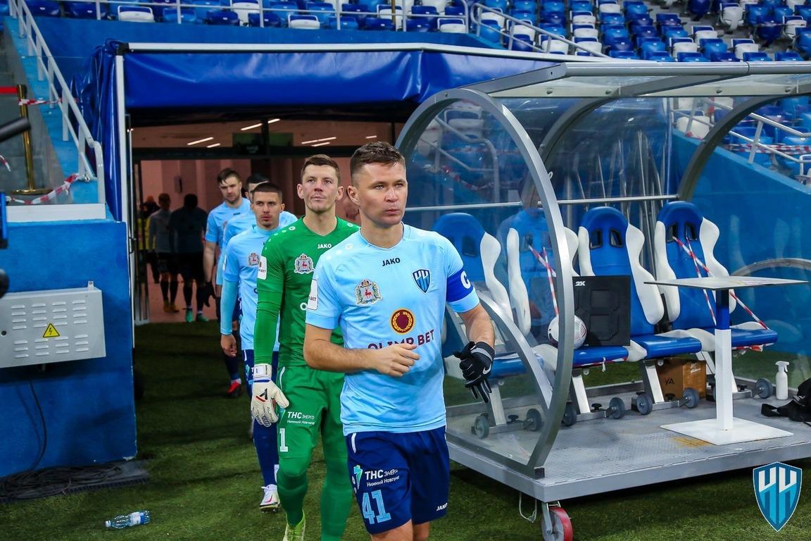 На первый домашний матч ФК «Нижний Новгород» смогут попасть только обладатели абонементов