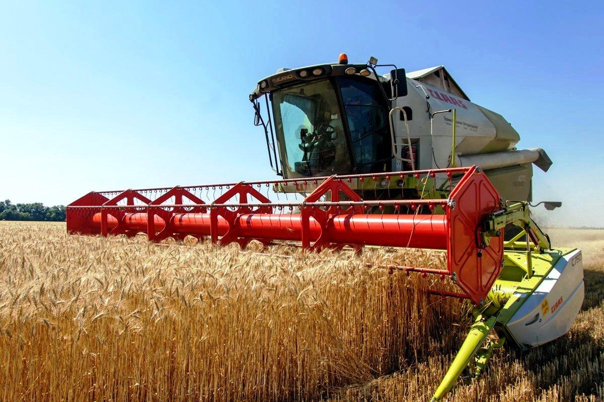 Нижегородские аграрии приступили куборке урожая