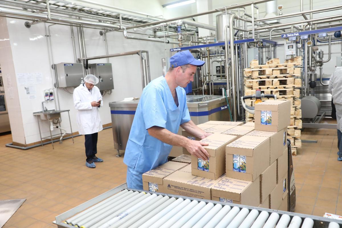 Качество молочной продукции нижегородских производителей высоко оценили намеждународном конкурсе