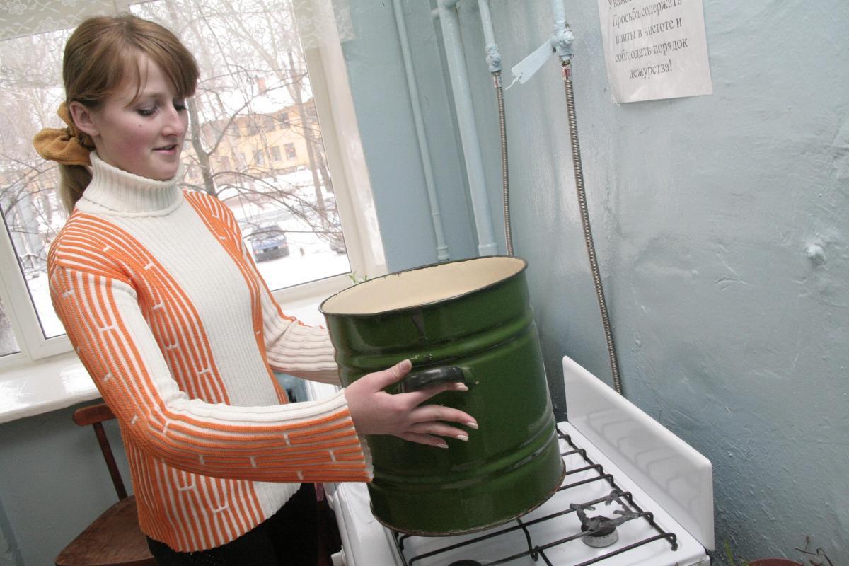 В четырёх районах Нижнего Новгорода отключат горячее водоснабжение 20 июля