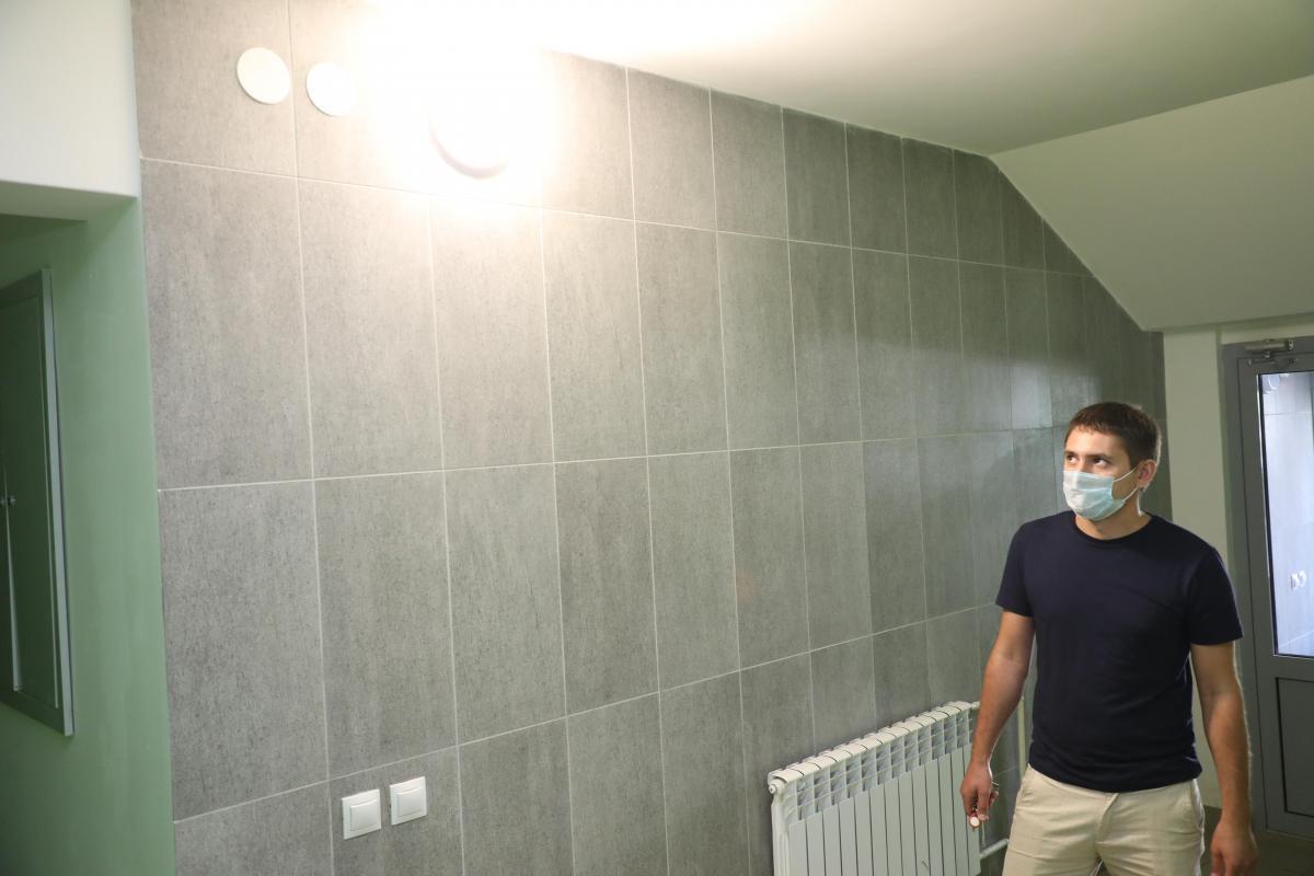 Сотрудники Госжилинспекции проверили качество санобработки подъездов вСергаче