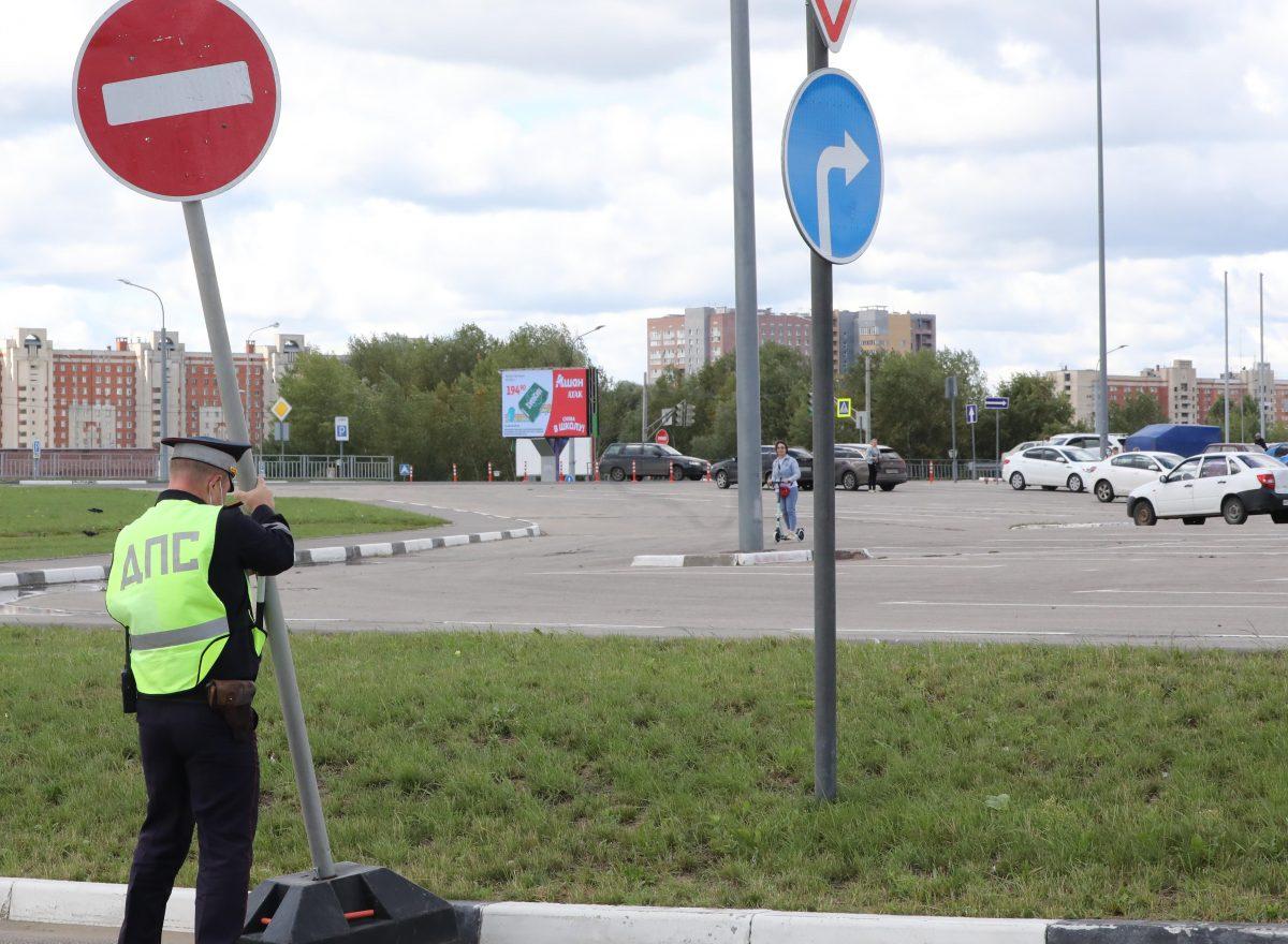 На улице Короленко в Нижнем Новгороде 31 июля приостановят движение транспорта