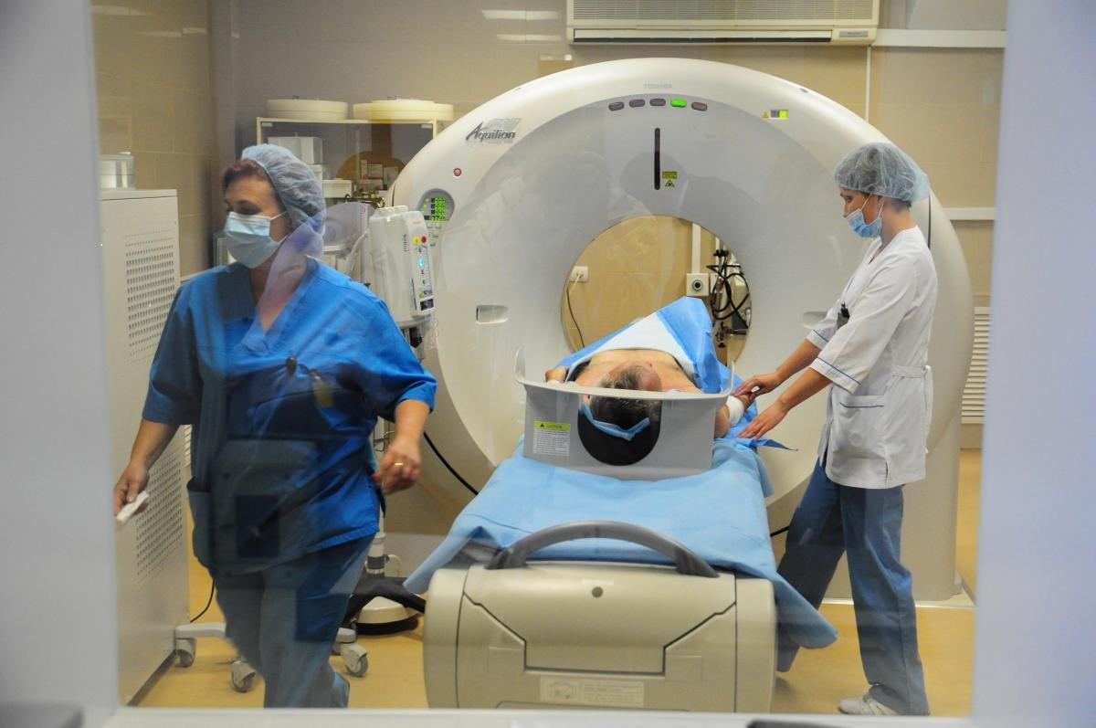 Около 11 тысяч КТ-обследований выполнено вНижегородском диагностическом центре впервом полугодии этого года