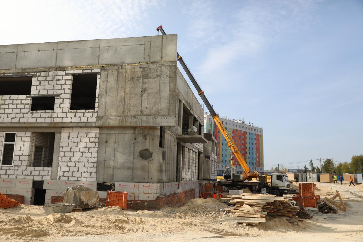 Глеб Никитин: «ВНижегородской области доконца года планируется построить 20 новых объектов дошкольного образования»