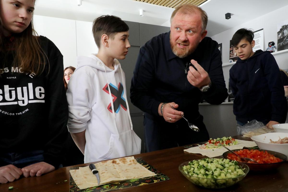 Гастрономический фестиваль «Да, шеф!» пройдет вНижнем Новгороде