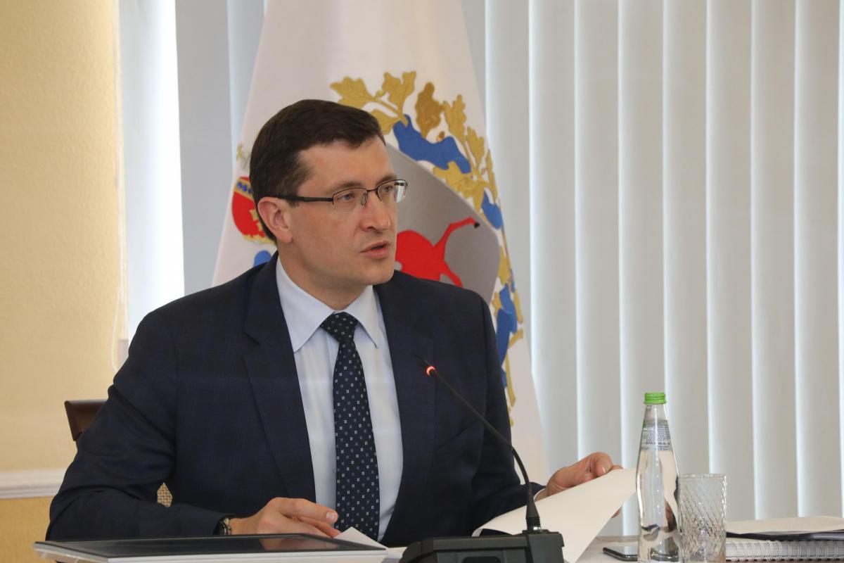 Глеб Никитин внес вЗаксобрание региона новую редакцию законопроекта оприменении инвестиционного налогового вычета