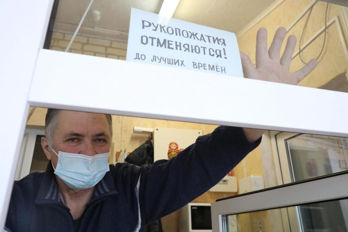 Более 4800 профилактических бесед особлюдении режима повышенной готовности провели снижегородцами сначала года