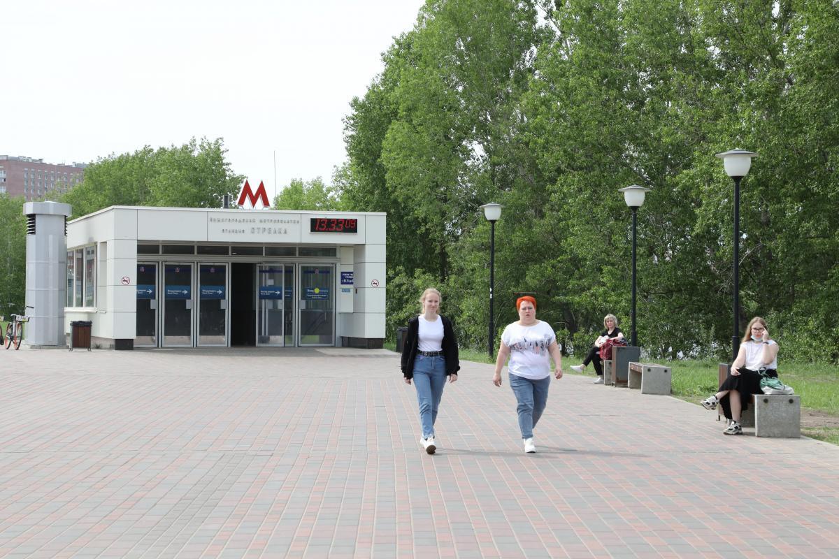 На четырёх станциях нижегородского метро обновят систему навигации
