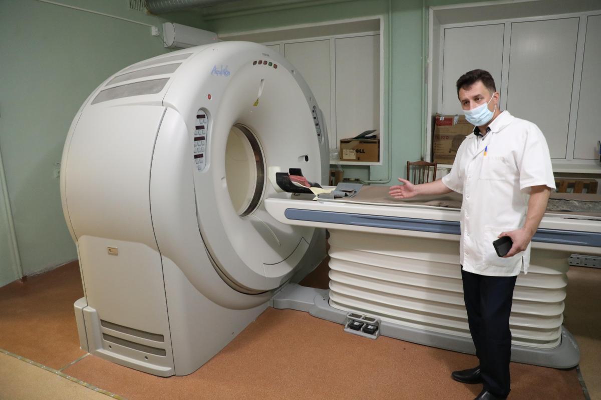 Ветлужская больница приглашает врачей: очень нужны терапевты и узкие специалисты
