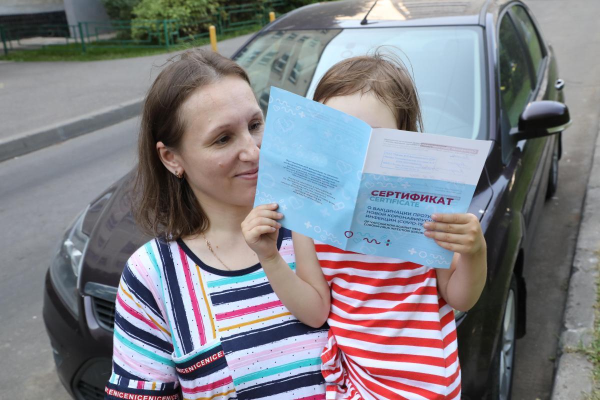 Вакцинацию от коронавируса в Нижегородской области прошли 640,5 тысяч человек