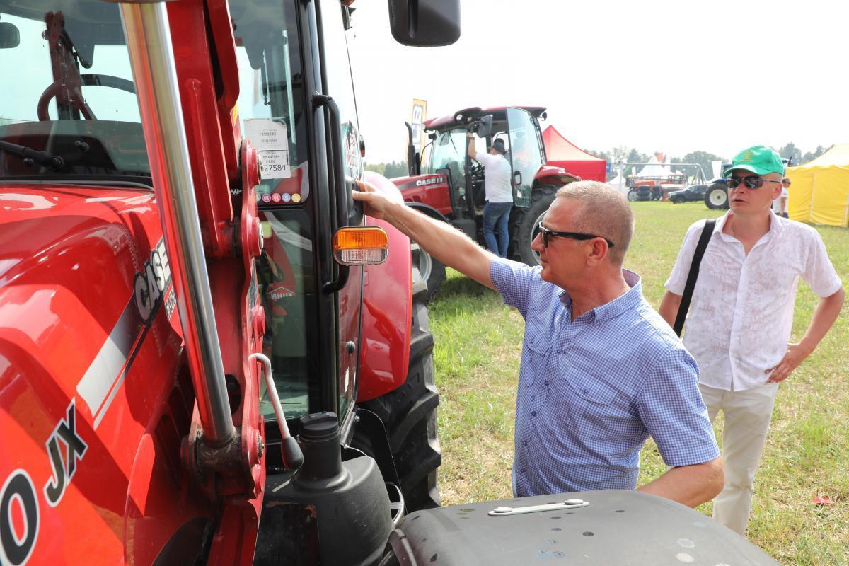 Сектор развития: подводим итоги сельскохозяйственной выставки «День поля»