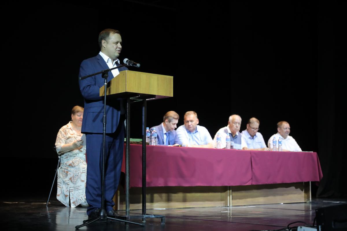 Благодарность земляков как главный критерий: областной Совет ветеранов подвел итоги работы