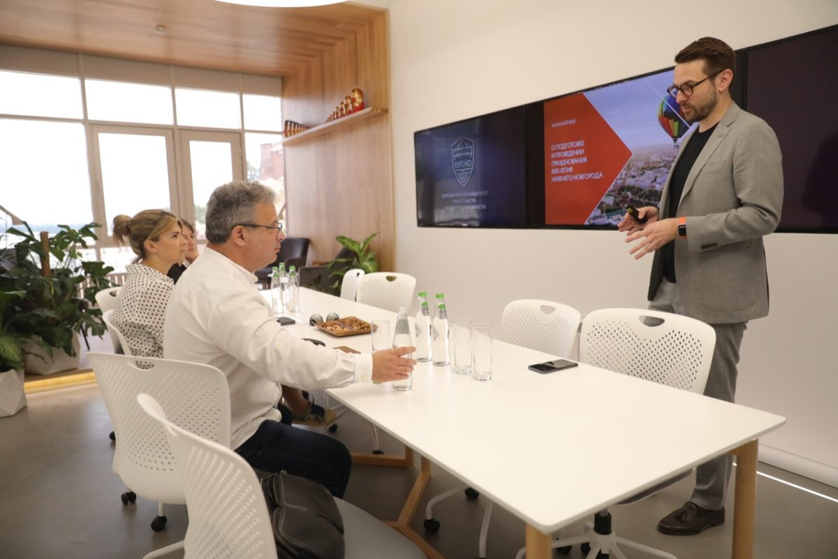 Делегация Пермского края посетила Нижний Новгород для обмена опытом подготовки кюбилею