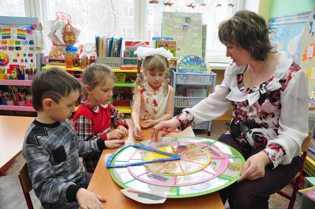Отопление включили в 64 детских садах Нижнего Новгорода