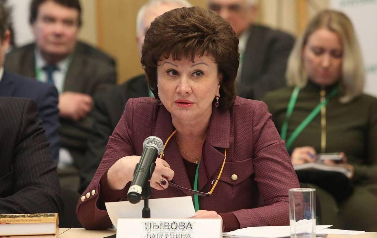 Валентина Цывова: «Во время голосования будут соблюдены все санитарные нормы, которые предписаны Роспотребнадзором»