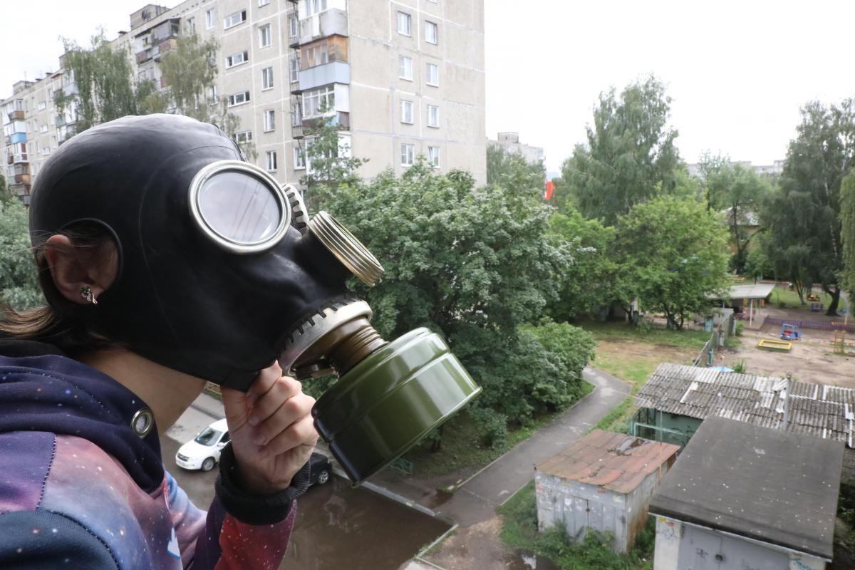 Тольятти оказался лидером по загрязнению воздуха среди 48 городов России