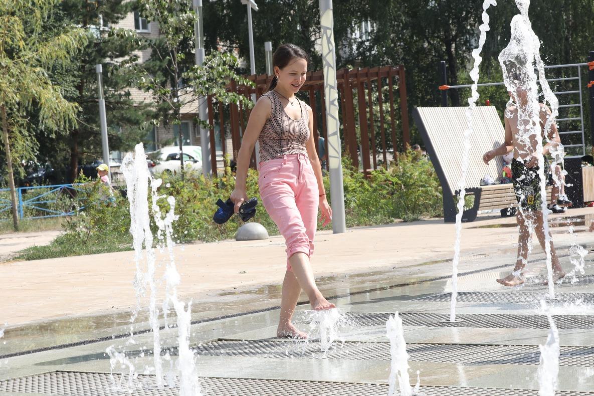 Большинство нижегородцев провели лето дома или на даче
