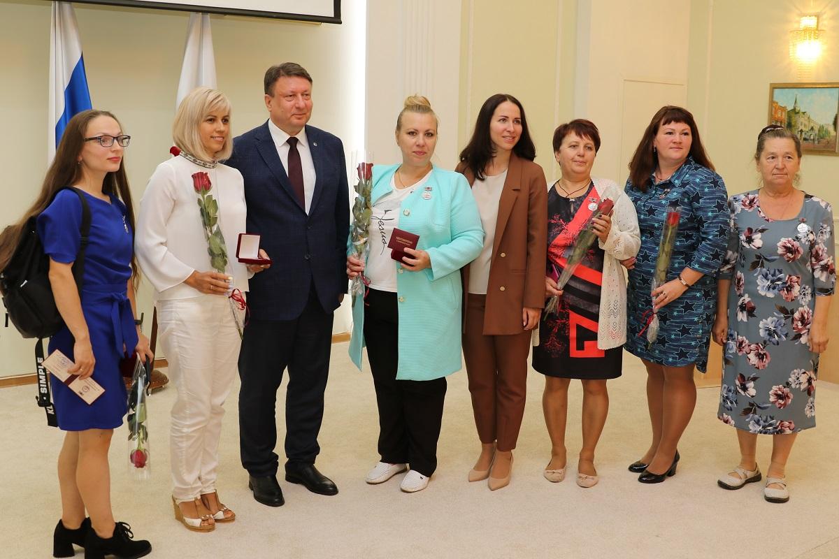 Олег Лавричев: «Я уверен, что мы вместе с вами будем и далее делать наш город лучше»