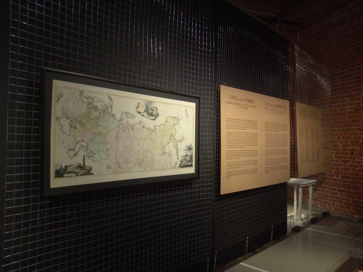 От крепости до индустриального гиганта: старинные гравюры и карты рассказывают историю Нижнего Новгорода