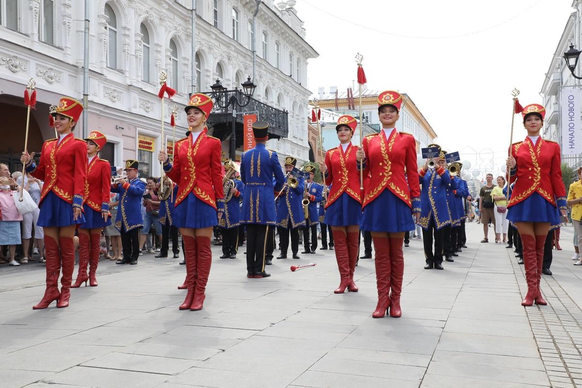 Глеб Никитин: «Выступления оркестров— неотъемлемая часть яркого городского праздника»