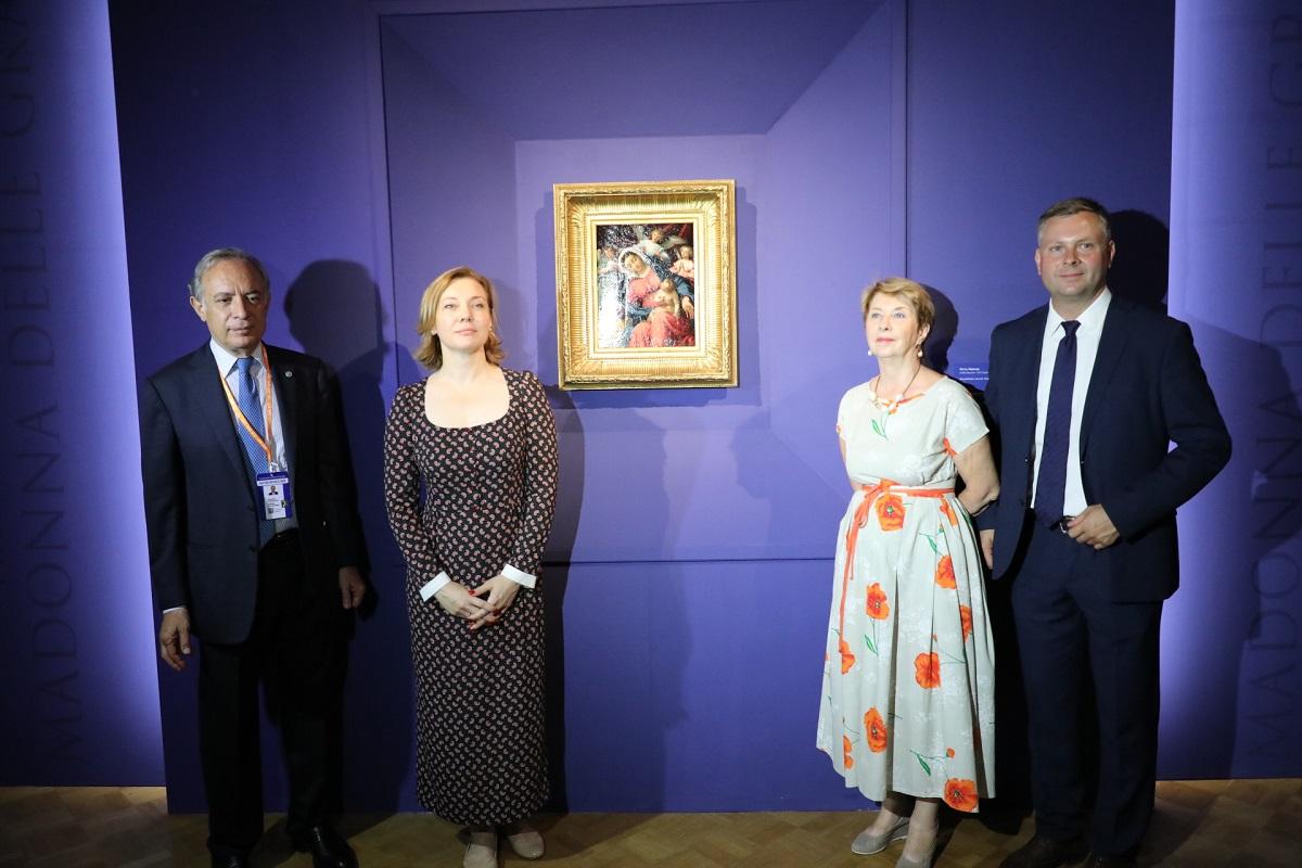 ВНижегородском художественном музее впервые открылась выставка одного шедевра изсобрания Эрмитажа