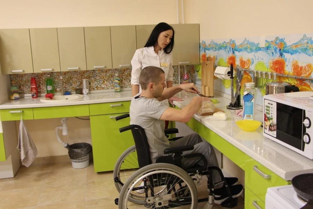 Первая в Нижнем Новгороде учебная квартира для пациентов с ограниченными возможностями здоровья появится осенью