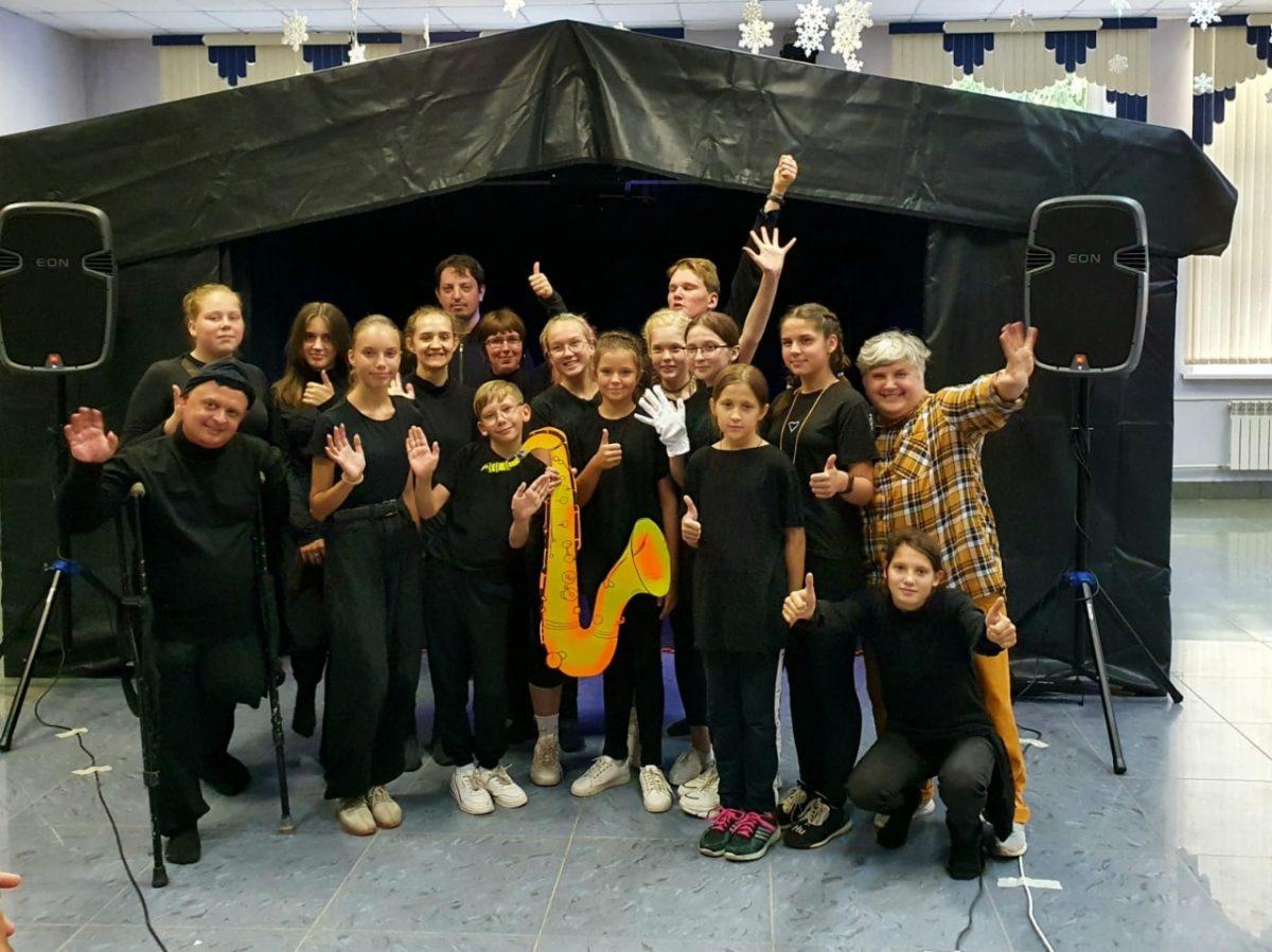 Театр-студия «Блик» из Дзержинска продолжает выездные выступления