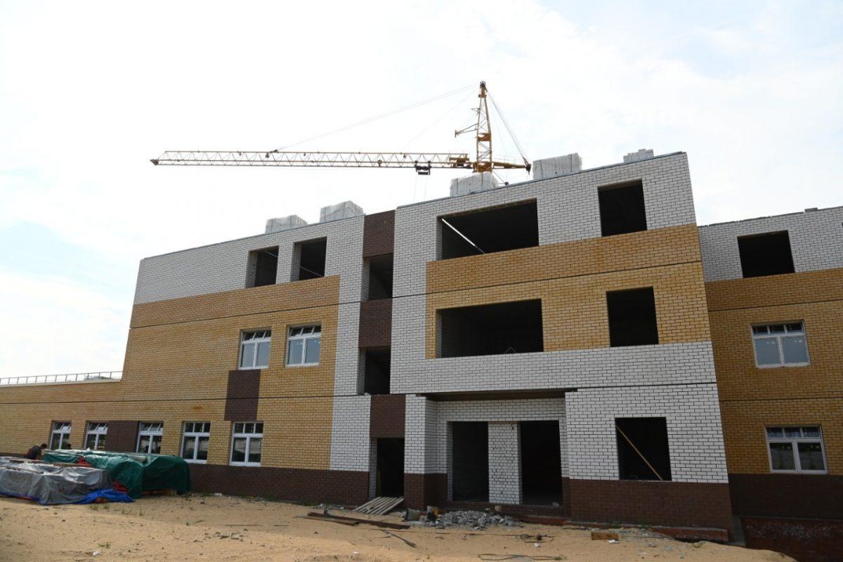 В Дзержинске будет построена новая школа на месте аварийной 10-ой