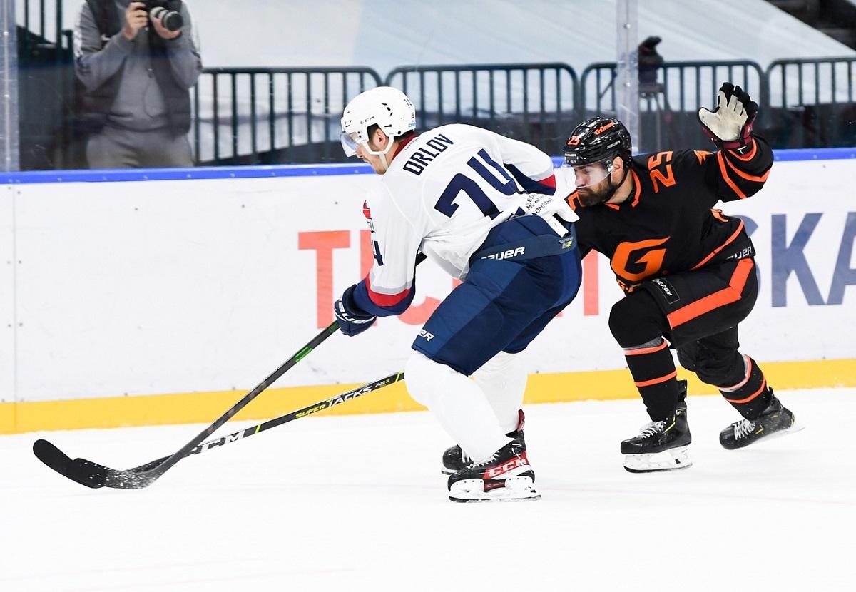 Хоккеисты нижегородского «Торпедо» с победы стартовали на турнире в Санкт-Петербурге