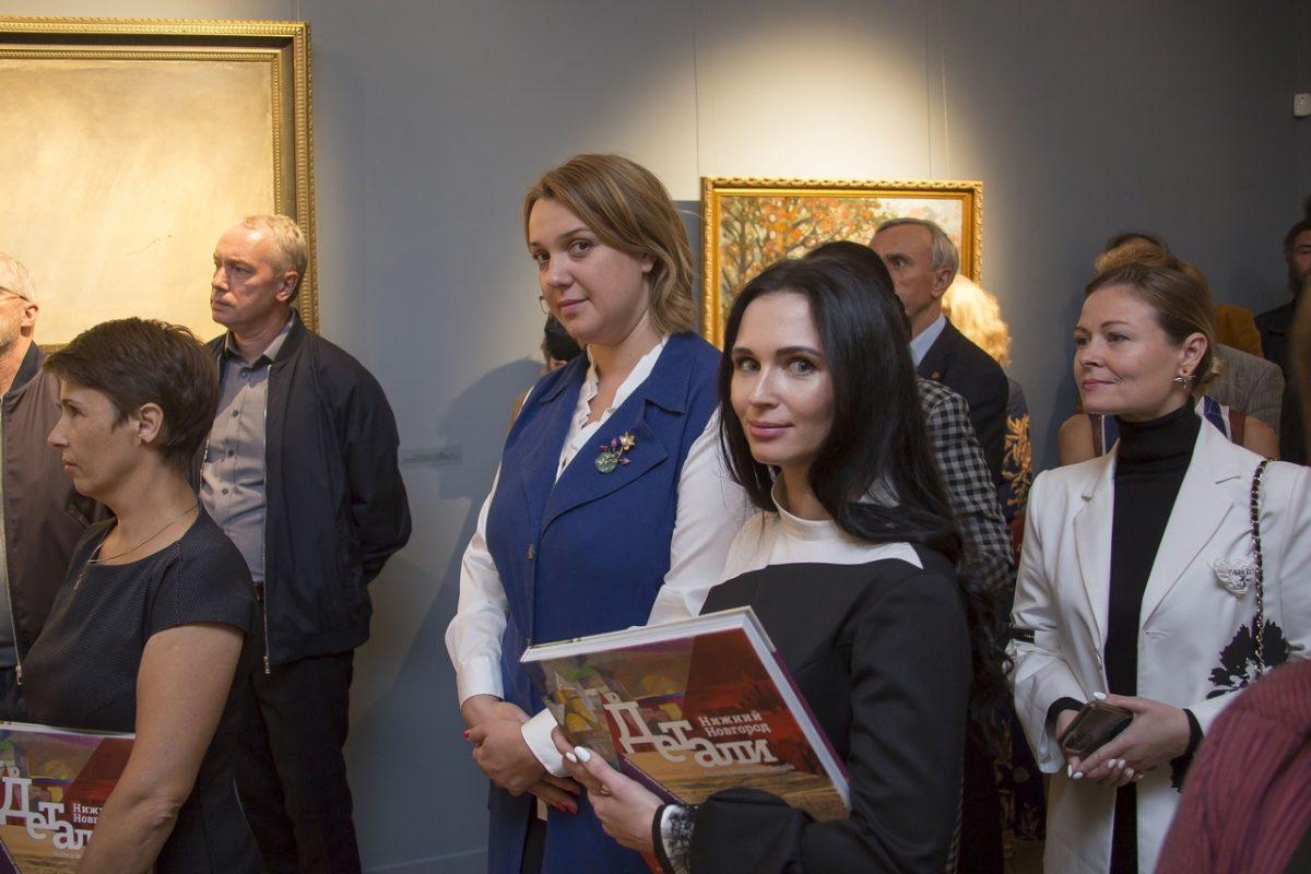 В Нижегородском художественном музее открылась выставка «Нижний Новгород. Детали»